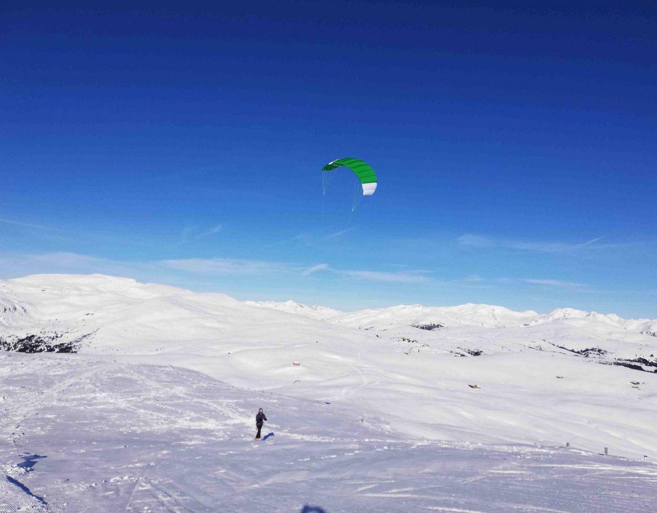 Rittner Horn Snowkite 14
