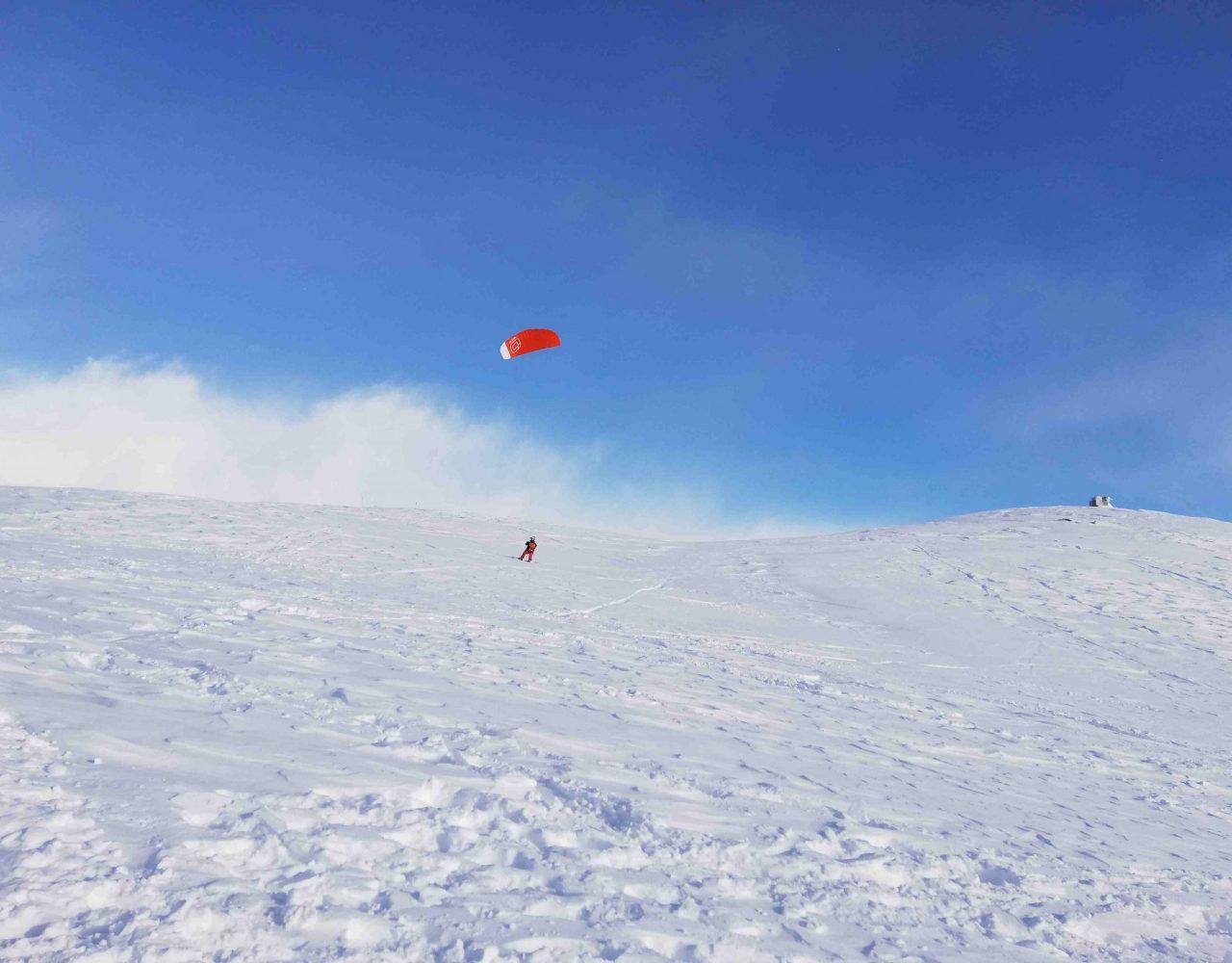 Rittner Horn Snowkite 3