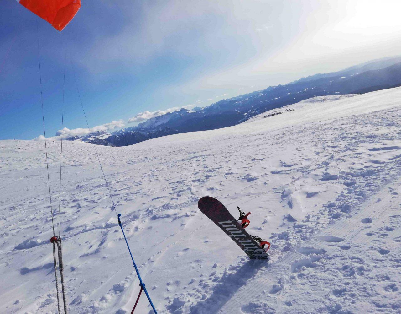 Rittner Horn Snowkite 5
