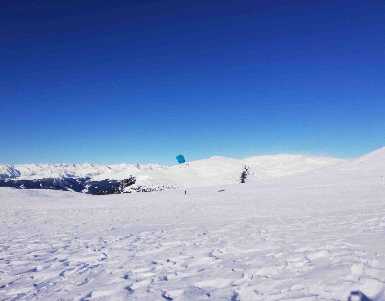 Rittner Horn Snowkite 8